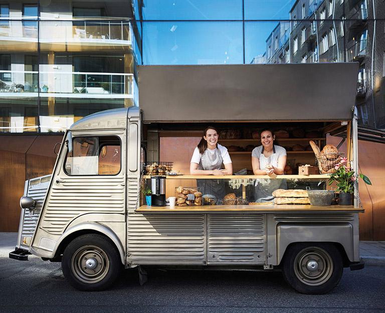 Buy Food Truck In Abu Dhabi